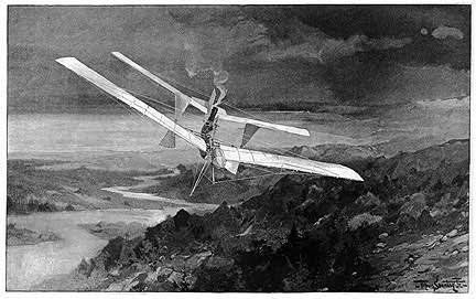 Historia con alas: siglo XIX