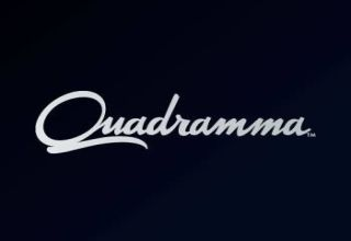 Quadramma digital agency card