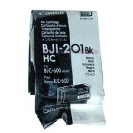 ראש דיו מקורי שחור CANON BJI201BK