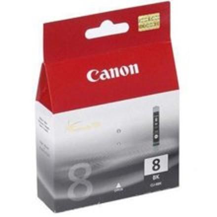 ראש דיו מקורי קנון שחור CANON CLI -8 BK