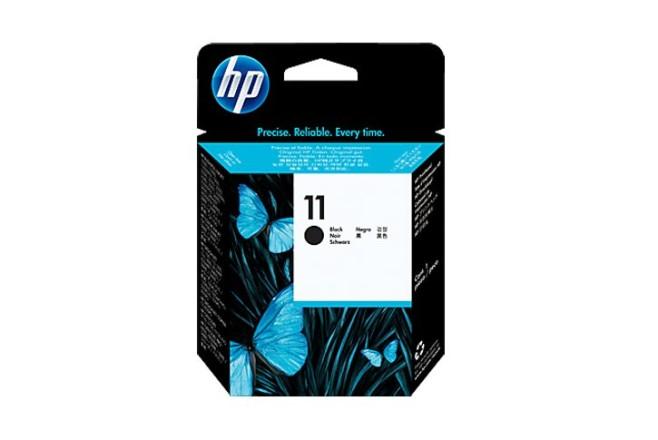 ראש הדפסה מקורי שחור (11)-HP C4810A