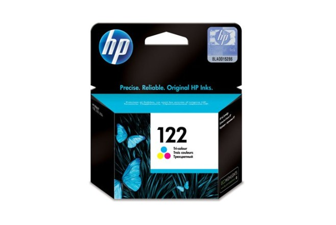 ראש דיו צבעוני מקורי (HP CH562HE (122