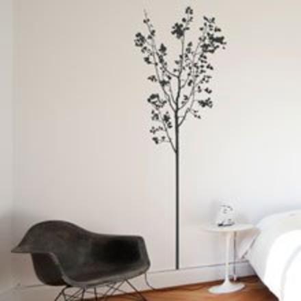 מדבקת קיר - Big tree