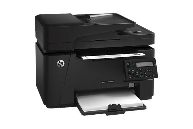 מדפסת משולבת לייזר /HP LaserJet Pro MFP M127FN/FS