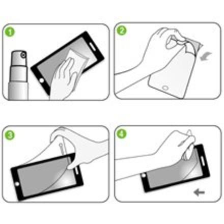 שומר מסך מקצועי LCD עבור Samsung Galaxy S4 / i9500