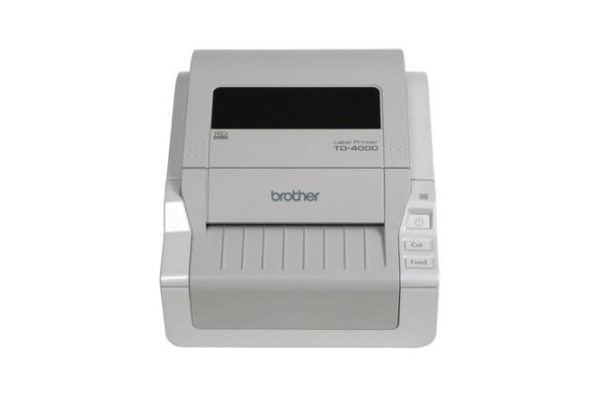 מדפסת מדבקות BROTHER TD-4000