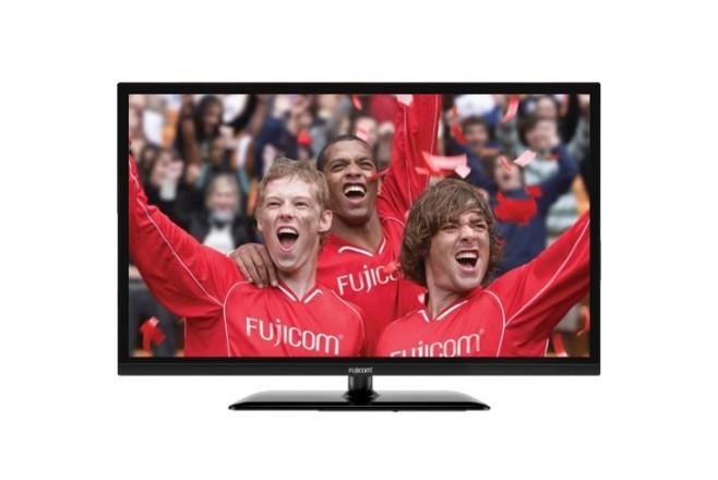 מסך טלוויזיה FUJICOM LED 42 FJ-42V דקה תפריט בעברית