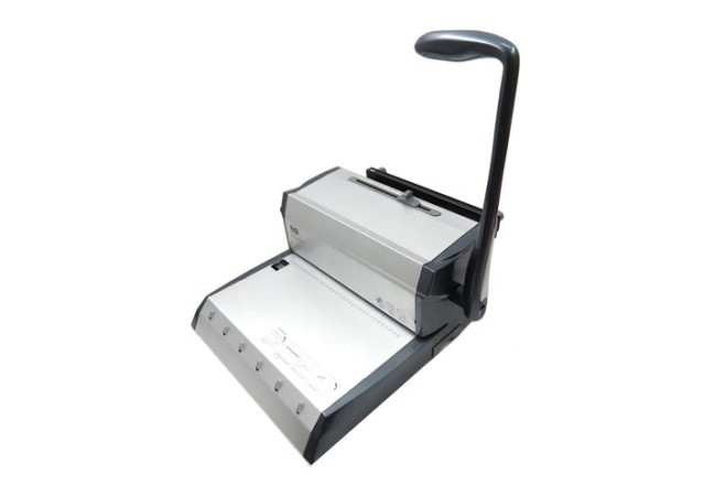 מכשיר כריכה ספירלים מתכת  S6
