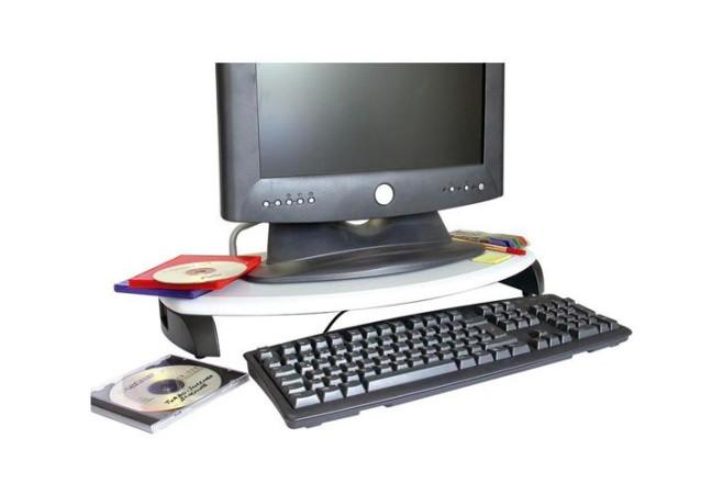 מעמד להגבהת מסך מחשב EXPONENT 50702