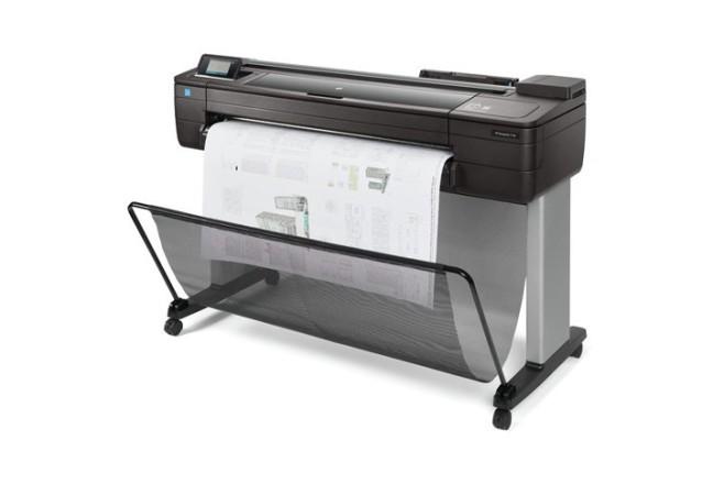 מדפסת HP Designjet 36-in F9A29A T730 Printer