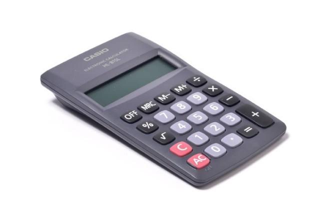 מחשבון כיס קסיו HL-815L