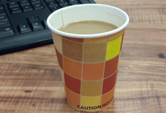 כוס מקרטון  240/250 מ``ל (8OZ) -1000 יחידות(קרטון)