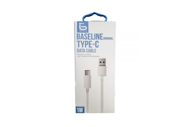 כבל הטענה USB TYPE C
