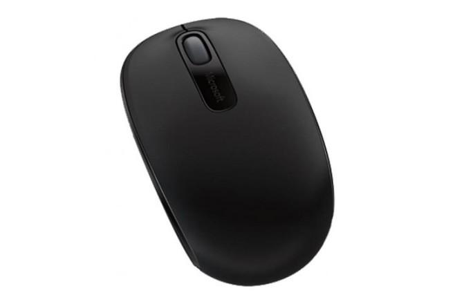 עכבר אלחוטי - Microsoft  Wireless Mobile Mouse 1850 OEM שחור