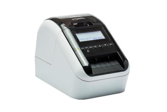 מדפסת תרמית Brother QL820NWB