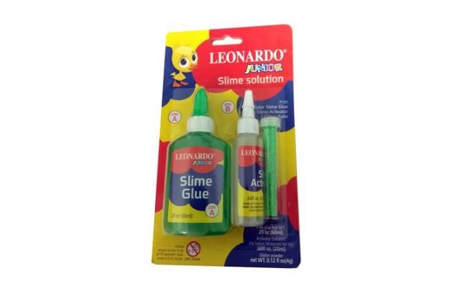 מארז סליים - LEONARDO Slime solution