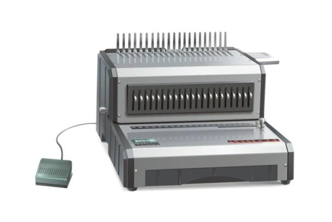 מכשיר כריכה בספירלים QUPA D160