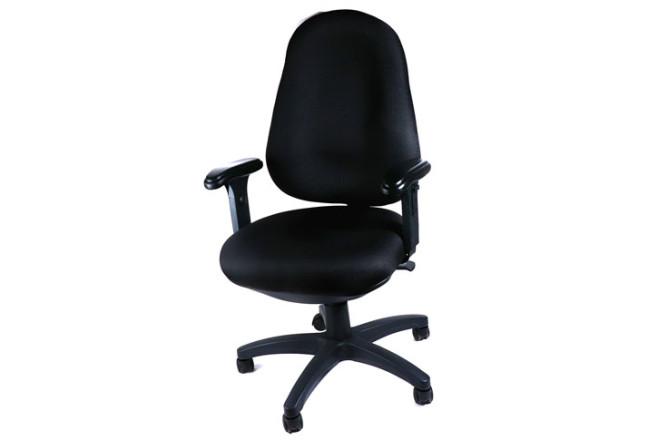 כסא משרדי למחשב- גליה ידיות מתכווננות