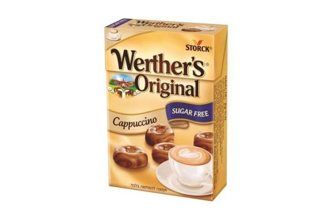 וורטר ללא סוכר בקופסא - 42 גרם