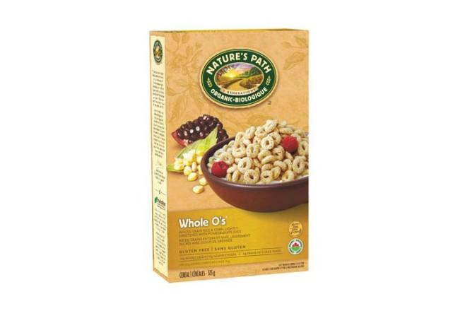 דגני בוקר ללא גלוטן למבוגרים - טבעות מלאות
