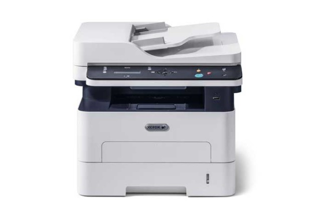 מדפסת לייזר משולבת Xerox WorkCentre B205NI ללא פקס