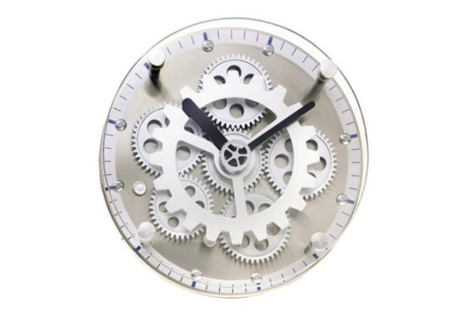 שעון שולחני גלגלי שיניים