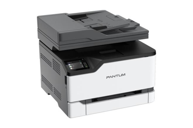 מדפסת משולבת  לייזר צבעונית  Pantum CM2200FDW