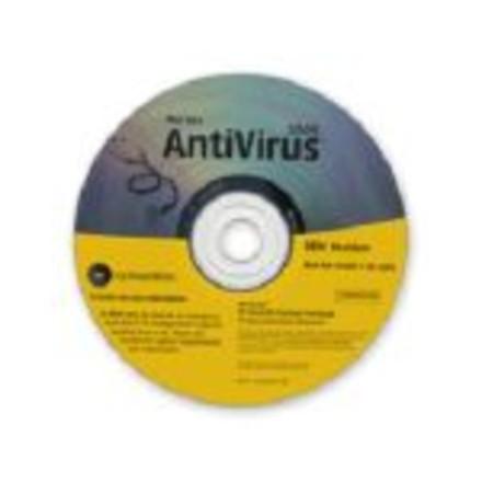 תוכנת אנטי וירוס - NORTON ANTIVIRUS 2008