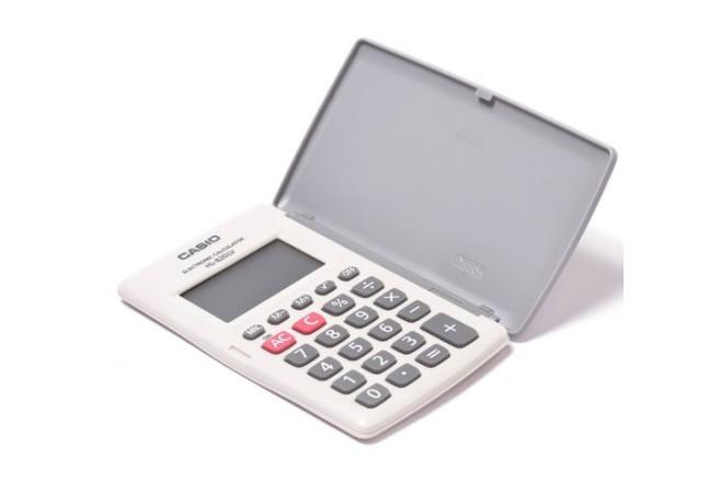 מחשבון כיס קסיו HL-820