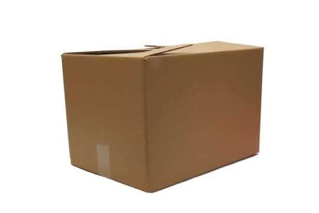 קופסאות קרטון ק.ד. חלק A3 חום