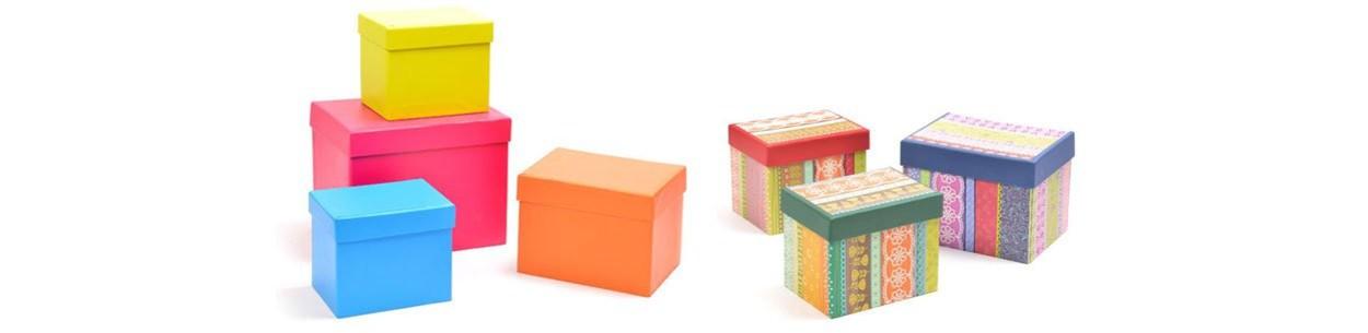 קופסאות לכרטסת