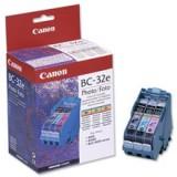 ראש הדפסה פוטו צבעוני מקורי CANON BC32