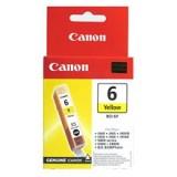 ראש דיו מילוי צהוב קנון CANON  BCI-6Y