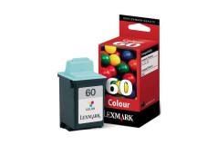 ראש דיו צבעוני מקורי (60) Lexmark 17G0060