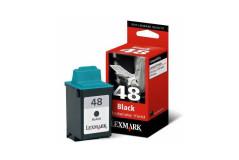 ראש דיו שחור מקורי (48) Lexmark 17G0648