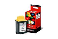 ראש דיו צבעוני מקורי (19) Lexmark 15M2619