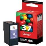 ראש דיו צבעוני מקורי (37) Lexmark 18C2140