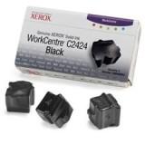 3 יחידות מקורי בצבע שחור XEROX 108R00663