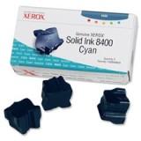 3 יחידות ציאן מקורי XEROX 108R00605