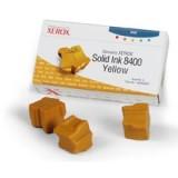3 יחידות צהוב מקורי XEROX 108R00607