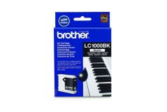 מיכל דיו מקורי שחור BROTHER LC1000BK