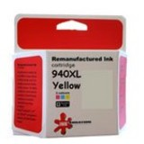 HPC4909A /no.940XL חליפי צהוב לכ- 1400 דף