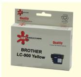ראש דיו צהוב תואם Brother LC-900Y