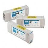 C4983A No.91 3-pack 775 Cyan