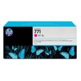 מילוי דיו מקורי HP 771 Magenta CR252A
