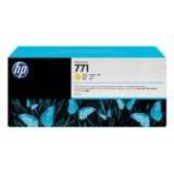 מילוי דיו מקורי HP 771 Yellow CR253A