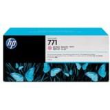 מילוי דיו מקורי HP 771 Light Magenta CR254A