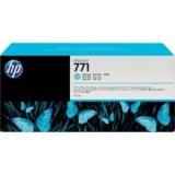 מילוי דיו מקורי HP 771 Light Cyan CR255A