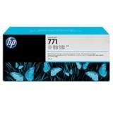 מילוי דיו מקורי HP 771 Light Grey CR257A