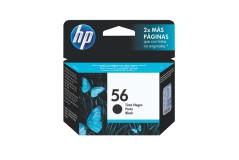 ראש דיו שחור מקורי HP 6656A